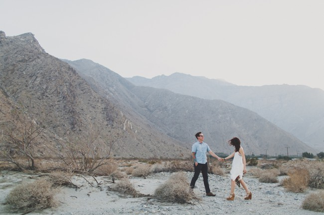 KEVIN & CHRISTY  //  PALM SPRINGS, CA