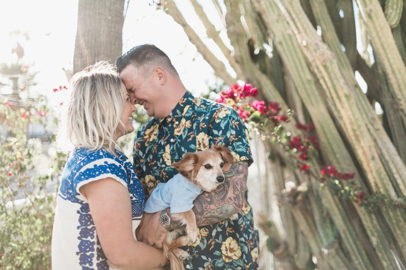 palm springs engagement photos cabazon dinosaur engagement moorten botanical garden wedding - 02