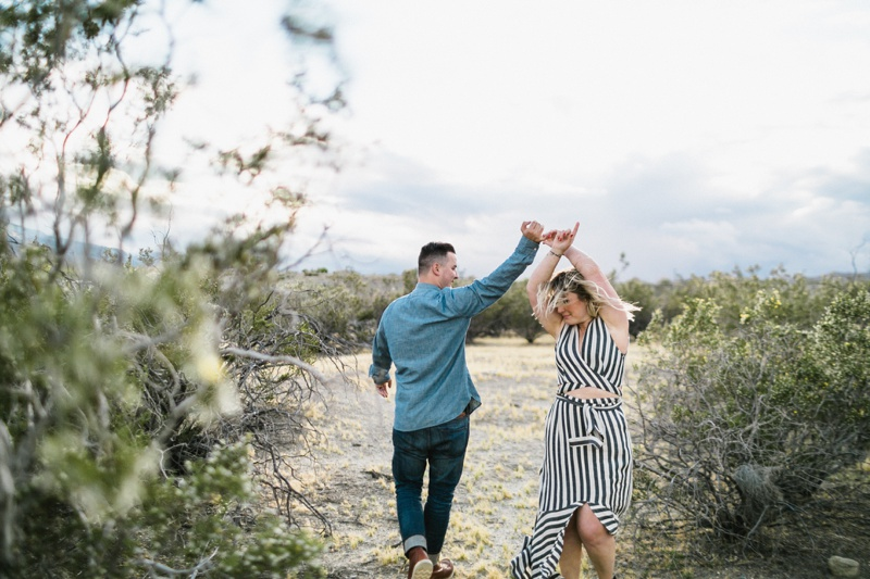palm springs engagement photos cabazon dinosaur engagement moorten botanical garden wedding - 16